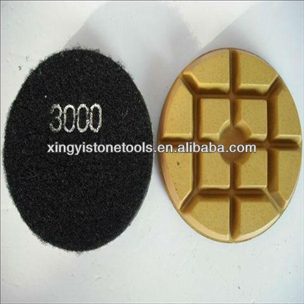 granite diamond pad