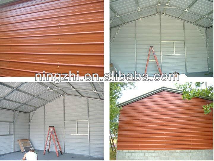 6x9m metal carport with storage room beautifull metal for Carport with storage room