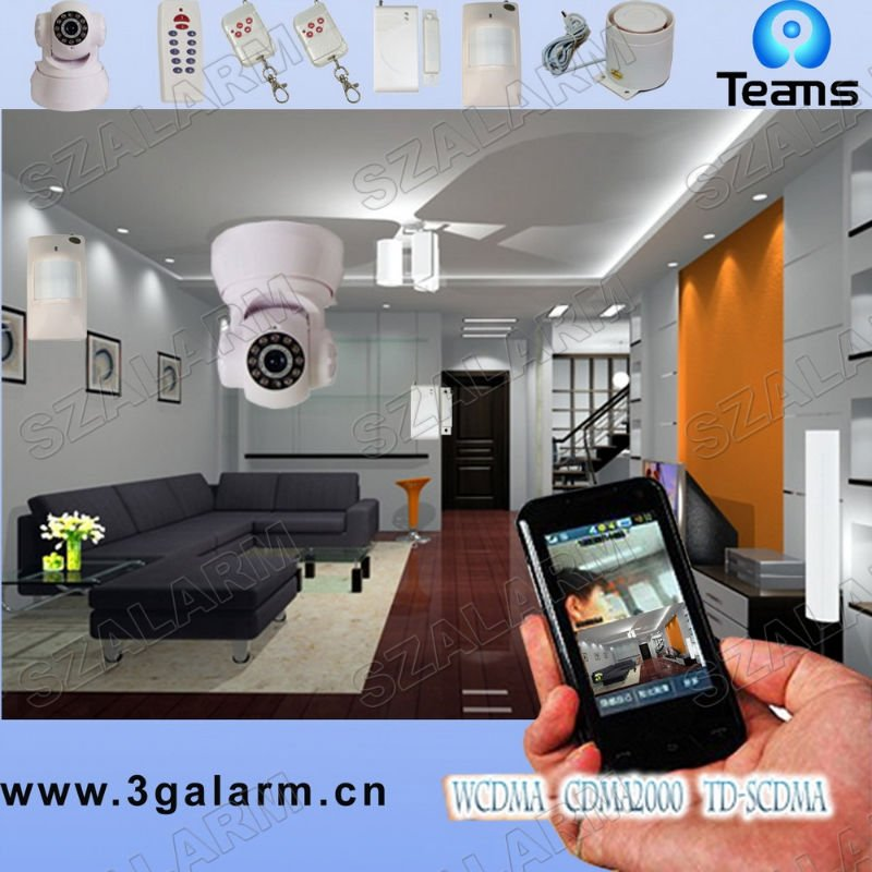 3G alarm system working_1000
