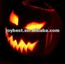 Foam halloween pumpkin for halloween decorations