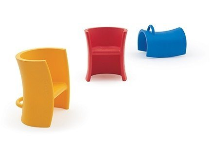 Trioli Child Chair /Rocking Stool