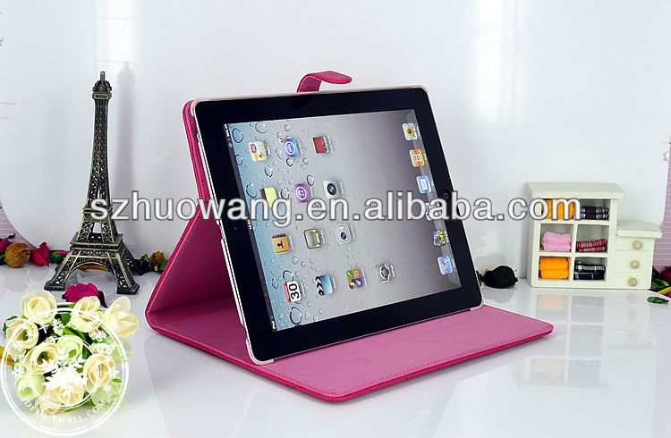 tablet case for ipad mini 2,pu case for ipad mini 2