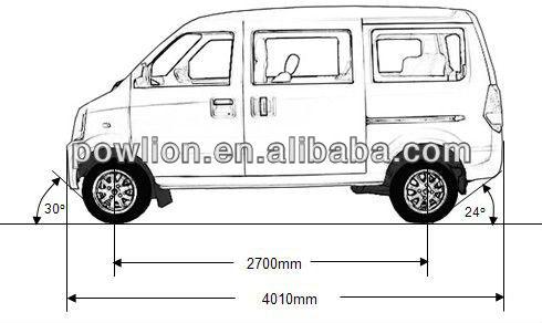 Powlion M30 Mini bus