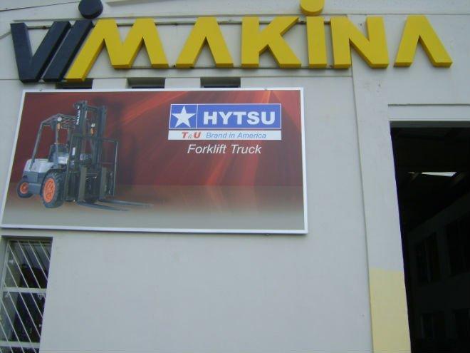 Hytsu Forklift