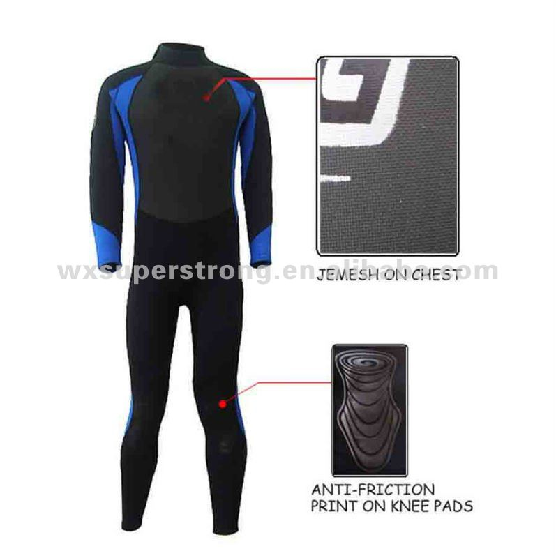 2014 Fashion Design Unisex Short Neoprene Wetsuits