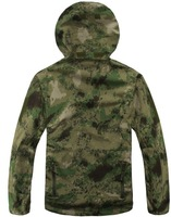 Мужская одежда для кемпинга Cheapest Price Waterproof Jungle Camouflage Hunting Jacket Clothing, Fishing Hunting Camo Jacket, Outdoor Sport Jacket