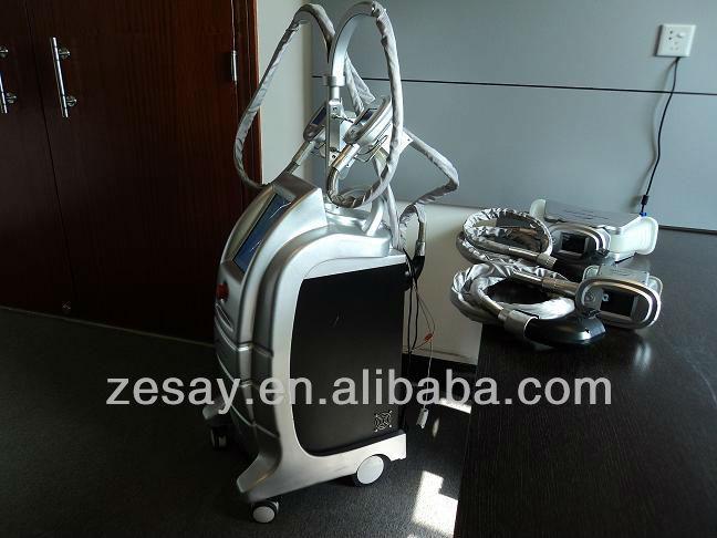 4 handles Lipo Cryo Cryotherapy Fat Freezing Zeltiq Cryolipolysis Machine
