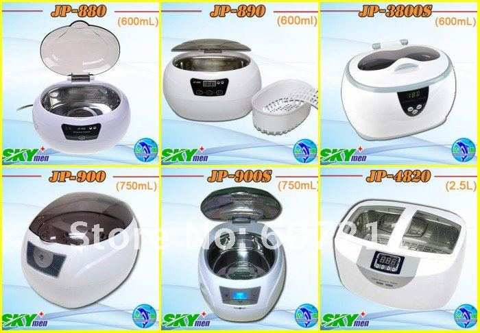 skymen plastic ultrasonic cleaner