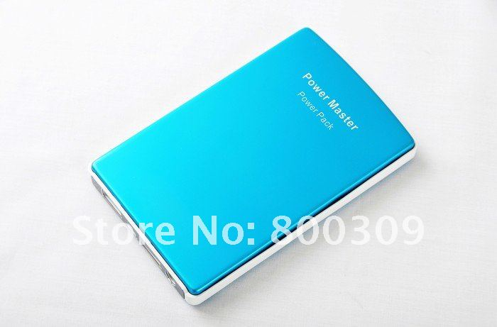 Free shipping NEW HOT Capacity 7600mAh for Mobile power Input  5V/0.7A  output  5V/0.7A  Li-Polymer battery cells