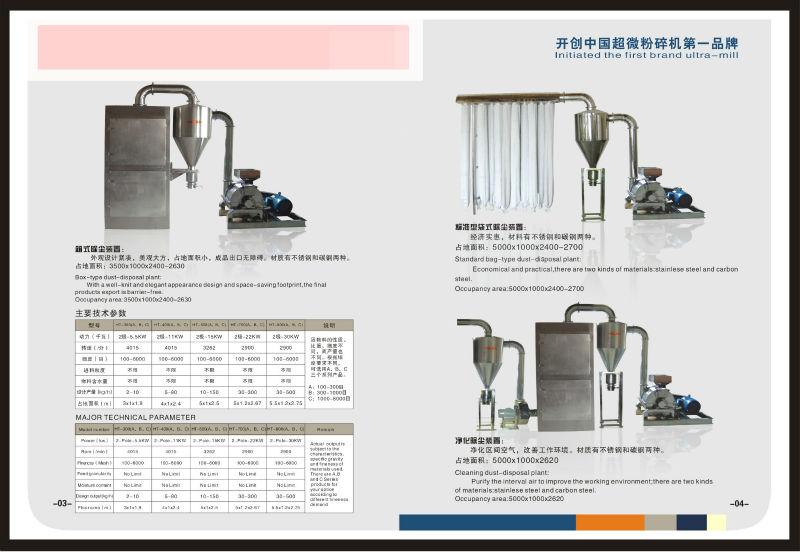 Iso, CE лучшие продажи минеральная материал порошок дробилка , чтобы 150-2 микро