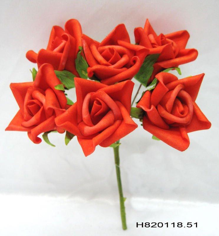 White Rose Bunch