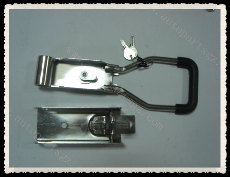 high quality Refrigerated truck container door lock
