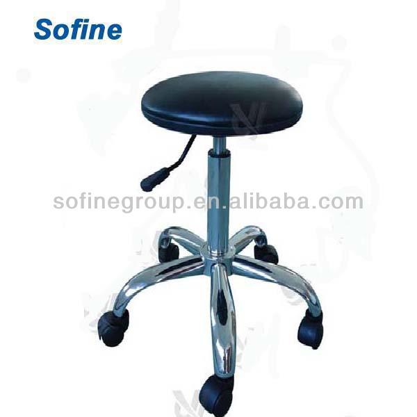 Height Adjustable Laboratory Stool ,PU Lab Stool,Lab Stool Chair