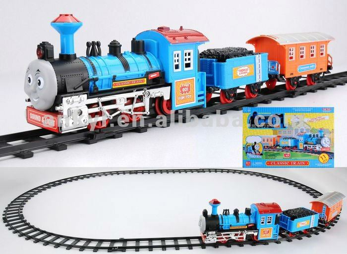 Train sets battery operated quad