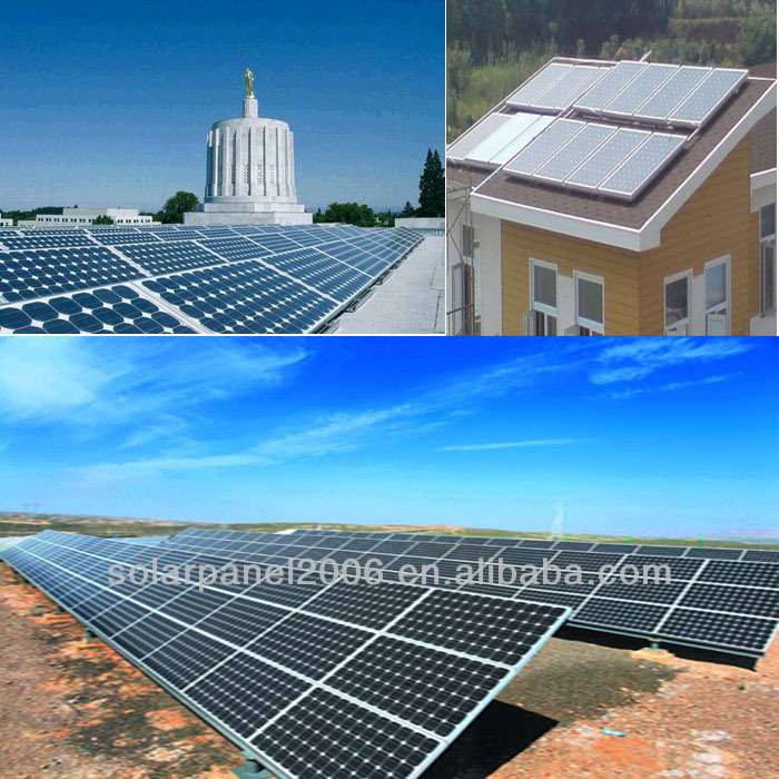 high power polycrystalline solar panel Guangzhou solar panels