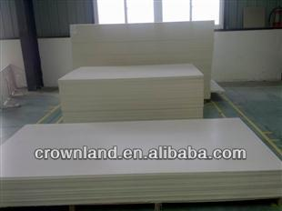 Hot sale!!4x8 sheet plastic PVC foam board with different density/forex board