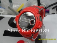 Наручные часы latest sports watch light fashion GD200 watch G sport digital jelly silicone wristwatch promot