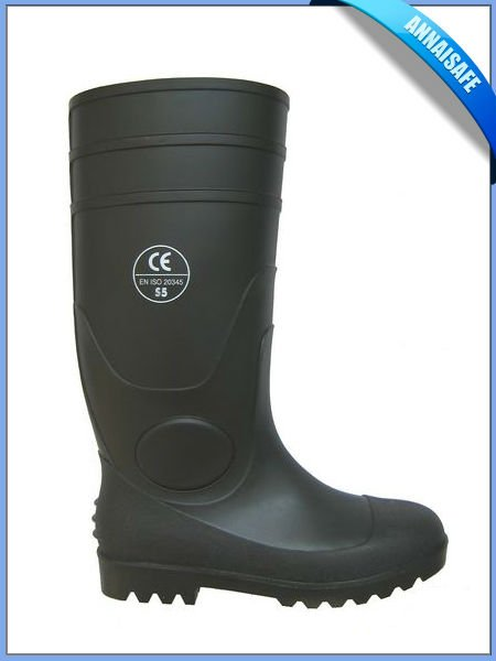Supply PVC Design Safety Boots
