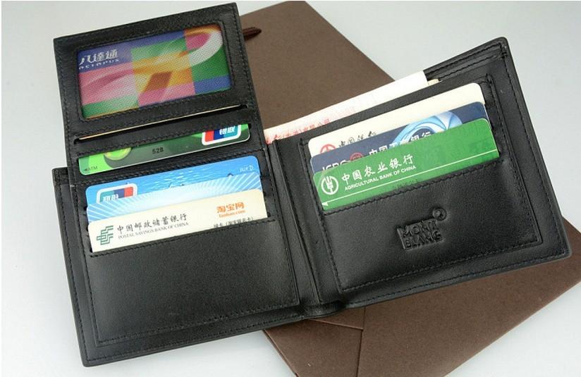 Мон бумажник розничного бренда кошелек 100% натуральная кожа человек кошелек бумажник для бумажник мужчины мужчины роскошные mb