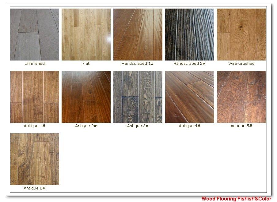 Birch Hardwood Flooring Birch Handscraped Merlot Wood