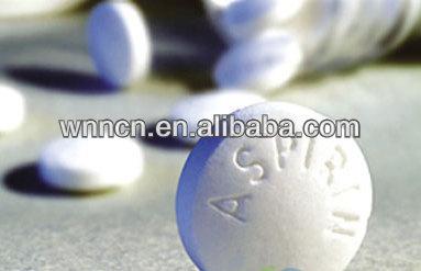 Aspirin Pharmaceutical Grade /treat arthrophlogosis/Anti-inflammatory anti-rheumatism /antipyretic and analgesic