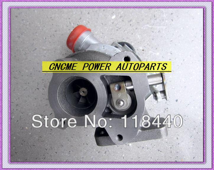 RHF5 8971371093 8973125140 Turbocharger ISUZU Trooper HOLDEN Jackaroo OPEL Monterey 4JX1T 4JX1TC 3.0L 157HP NEW (4)