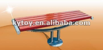 outdoor wooden bench/garden furniture for sale (KYH-13801)