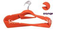 Вешалка anti-skidding Clothes tree/pile coating/10 pieces/lot