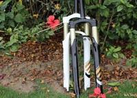 Вилка велосипедная KFS KF/11007  KF-11007