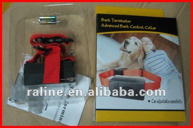 anti bark dog collar Pet Training Shock collar dog bark control