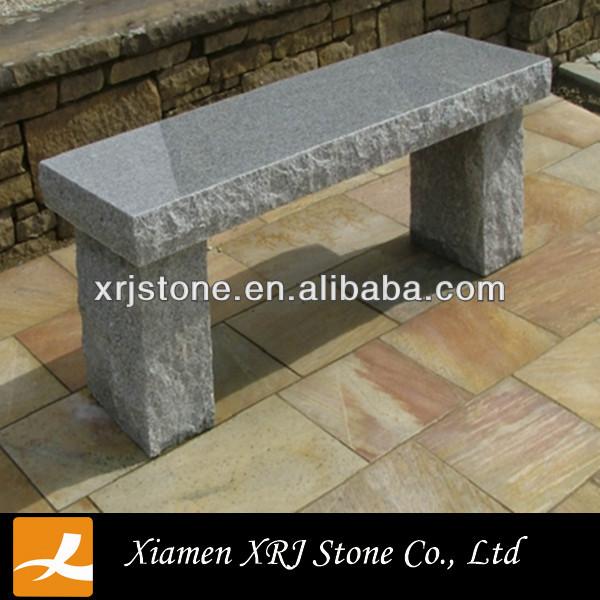 Jaunes naturelles de granit pierre jardin banc comptoirs for Meuble alibaba montreal