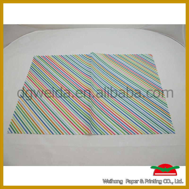 custom tissue paper printing