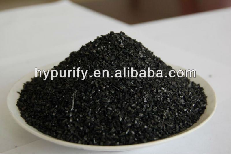 Excellent performance Coconut shell granular activated cabon used in water treatment industry