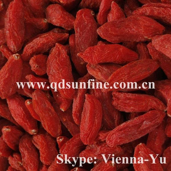 red medlar berries
