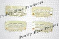 Зажимы для наращивания волос 1200pcs U /wig /weft 300pcs , 32