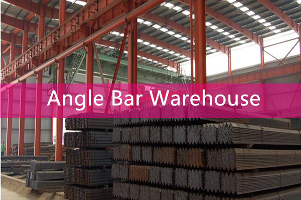 3,000Tons Stock Hot Rolled Angle Steel