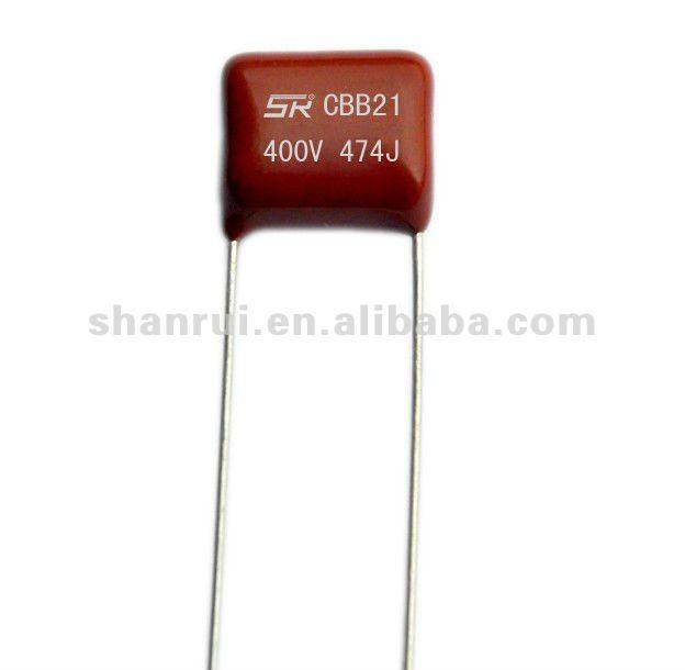 Sr pel cula de polipropileno metalizado condensador del generador 474j 400v - Comment controler un condensateur ...