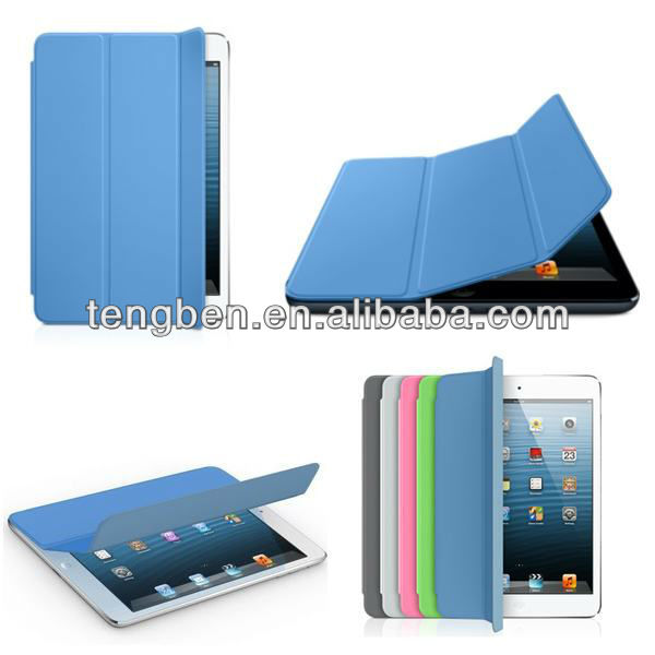 For ipad mini cases,pu for ipad mini case