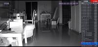 Беспроводные 1280 * 720p h.264 1.0 мегапиксельная hd onvif 2.0 ip камеры p2p Крытый 24pcs ir светодиодов ИК ночного видения сетевая купольная камера