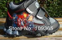 Кроссовки для мальчиков , Marvel Искусственная кожа