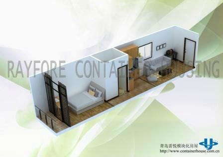Personnalis modualr container appartement autres travaux for Immeuble en container