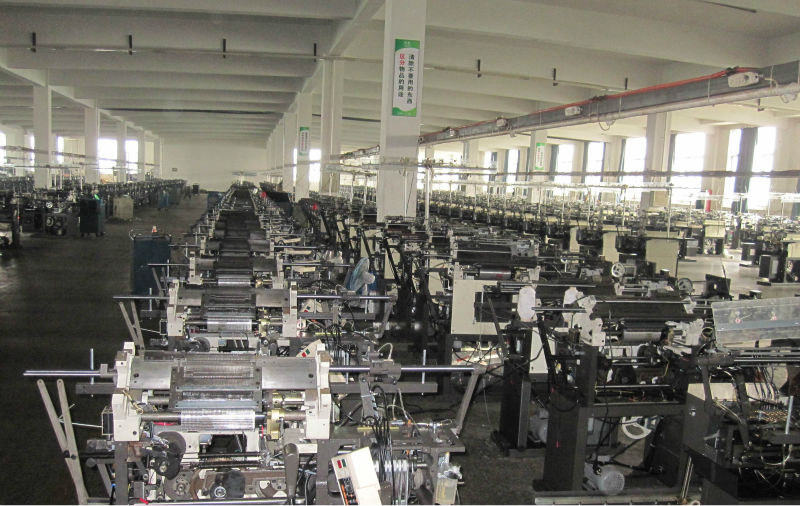 HERO BRAND stoll flat knitting machine