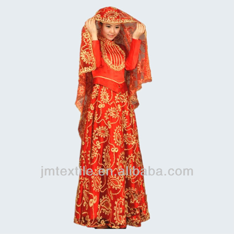 wholesale 2012 fashion high-grade islamic arabic for muslim women clothing Kaftan, Abaya,Arab,Jalabiya, Jilbab, Arabic KJ-CA1