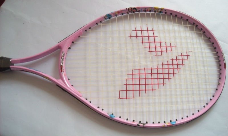 Low class iron tennis rackets support for OEM