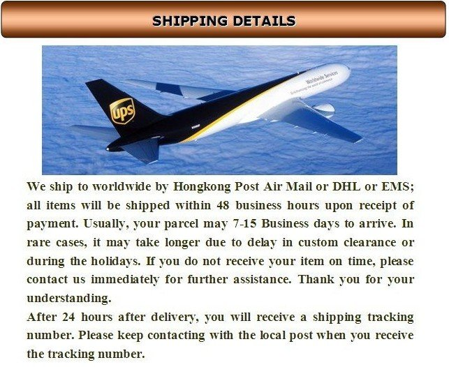 3-shipping details