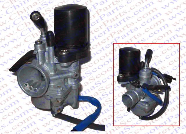 19MM Carb PZ19 1E40QMB Jonway Jmstar Jog Minarelli Longjia JOG 50 90 100 Carburetor Scooter