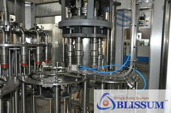 Hot fruit orange/lemonade juice concentrate processing plant