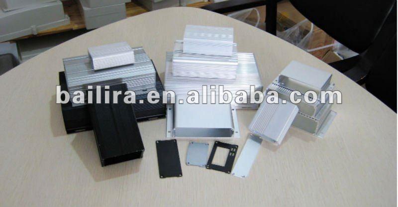 Anodizing Aluminum Extrusion Enclosure