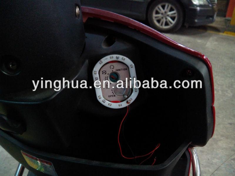 2013 New Item Motorcycle electric door lock lights
