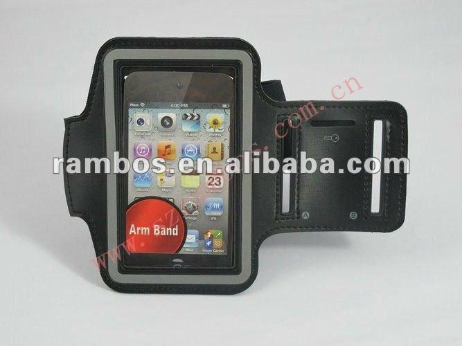 Waterproof Running Sport Armband case for Apple iPhone 5